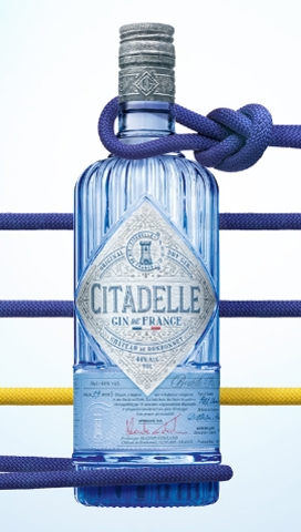 Gin Citadelle bouteille