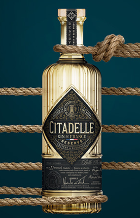 Bouteille Gin Citadelle Exclusive